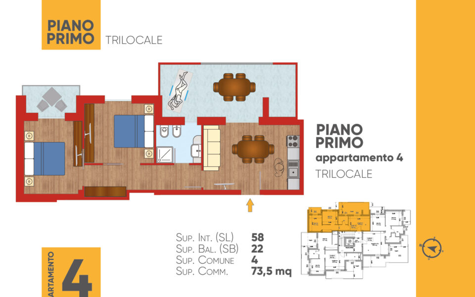 Appartamento tipo